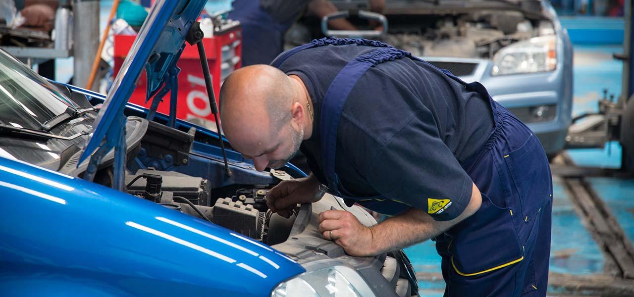 Service mecanica motor Targoviste