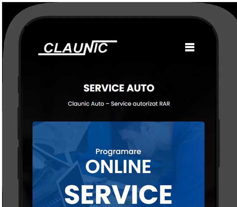 Claunic service auto